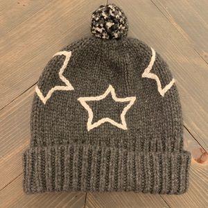 Madewell winter Pom Pom hat